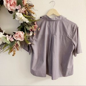 Madewell Tops - Madewell | Button Down Top with Pocket